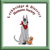 Lethbridge and District Humane Society
