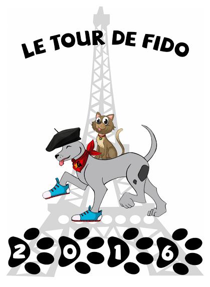 Le Tour De Fido New Logo Image
